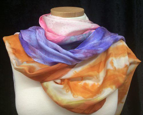 Silk Painting Workshop @ Jewish Museum of Maryland | Baltimore | Maryland | United States