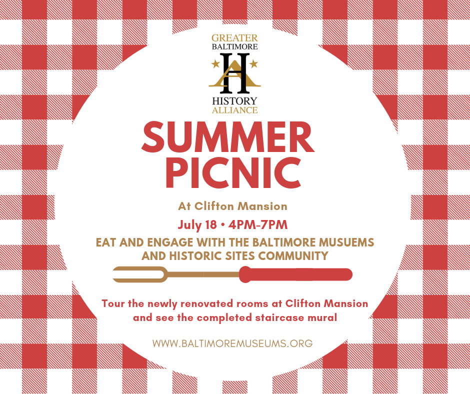 GBHA Summer Picnic @ Clifton Mansion Park | Baltimore | Maryland | United States