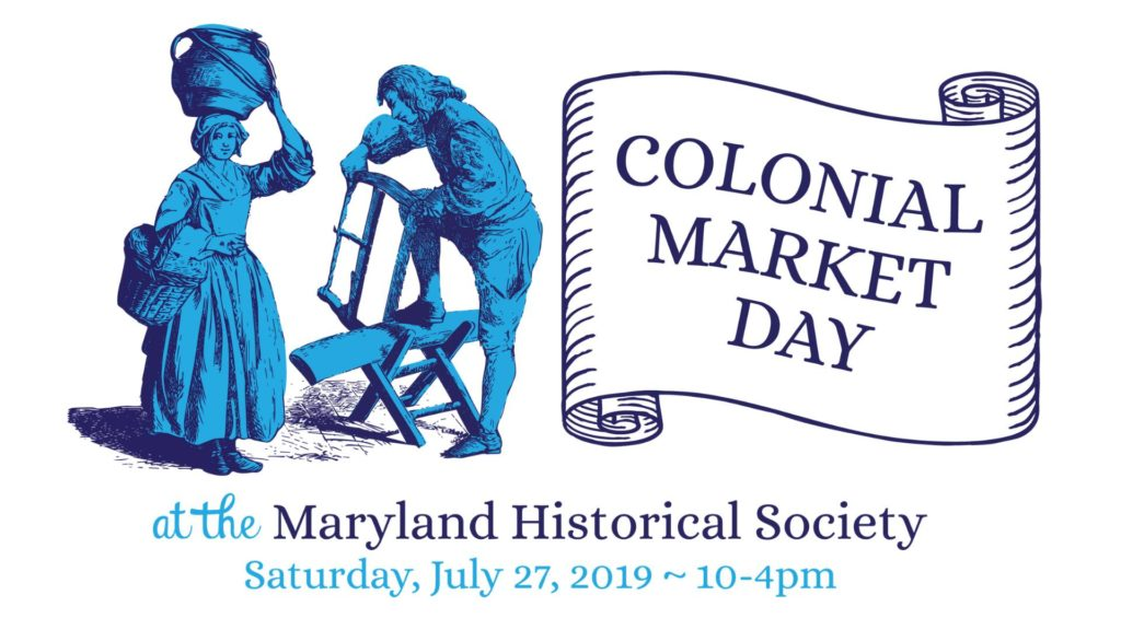 Colonial Market @ Maryland Historical Society   Baltimore   Maryland   United States